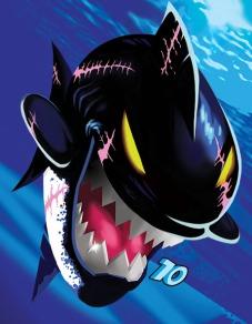 Megashark- number 102 copy